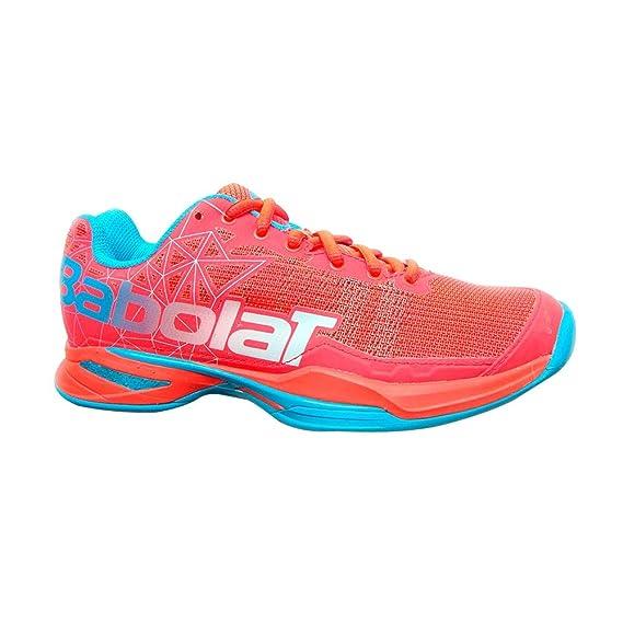 Babolat Team Padel Coral Mujer 31F17755 201: Amazon.es: Deportes y ...