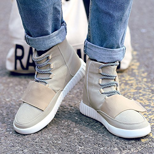 MUOU Homme Basses MUOU Sneakers Kaki Sneakers 5qBOI