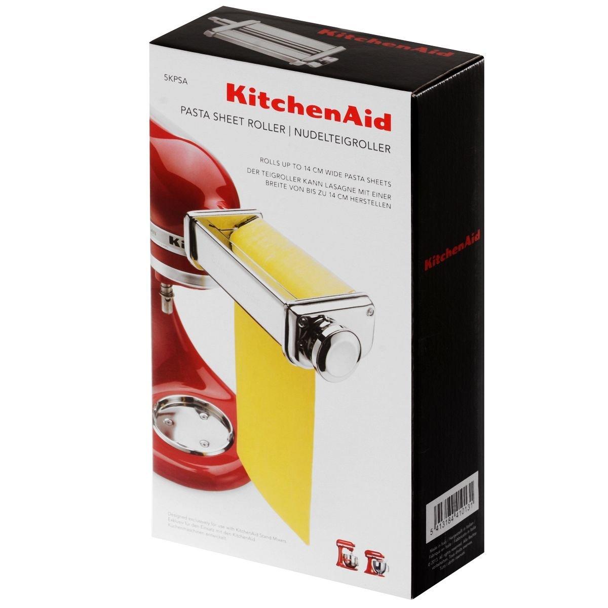 KitchenAid Sfogliatrice per tirare la pasta: Amazon.it: Casa e cucina