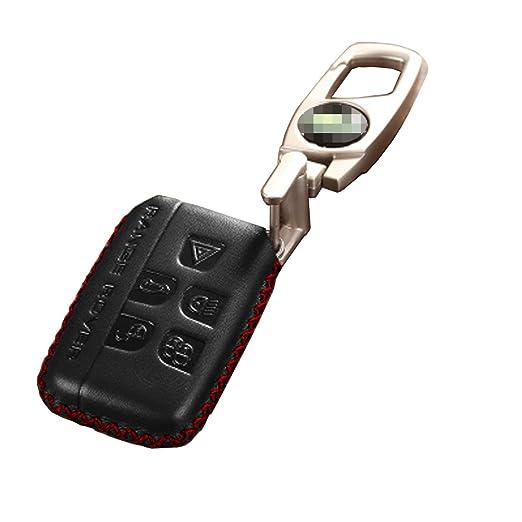KMT funda de piel llavero mando de coche sin llave mando a ...