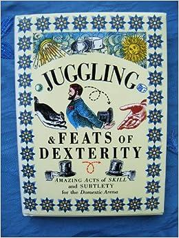 Juggling & Feats of Dexterity (Pocket Entertainments)