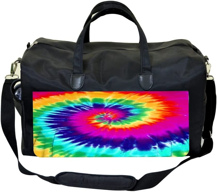 Colorful Tie Dye Sports Bag