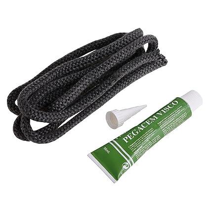 Wolfpack 22011305 Kit Cordon Estufa 10mm-2,5m + Pegamento