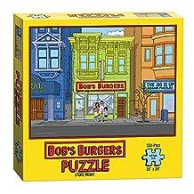 Puzzle: Bob's Burgers