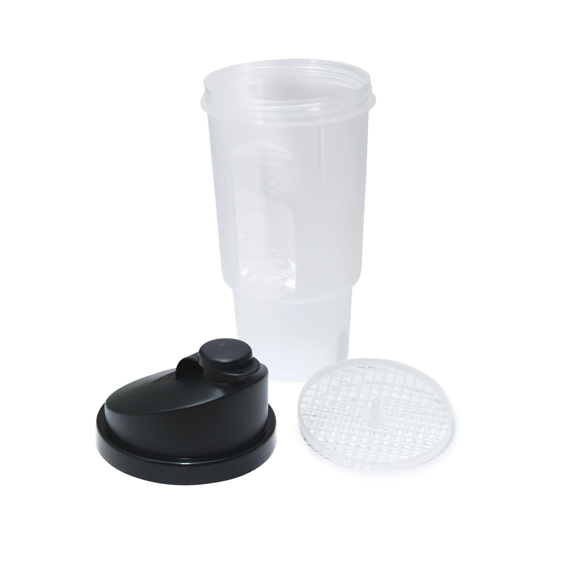 NuFazes 20 Oz Protein Shaker - 1 Pack