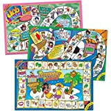 Say and Do Grammar Games - Super Duper Educational Learning Toy for Kids