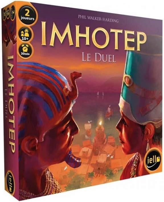IELLO - Imhotep-Le Duel, 51617: Amazon.es: Juguetes y juegos
