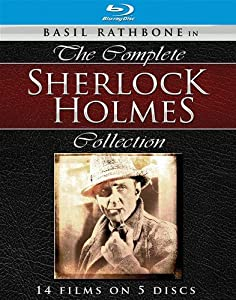 Sherlock Holmes: Complete Collection [Blu-ray] from MPI HOME VIDEO
