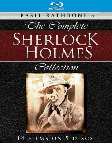 The Complete Sherlock Holmes Collection [Blu-ray] (Sherlock Holmes Complete Collection Blu Ray 1939)