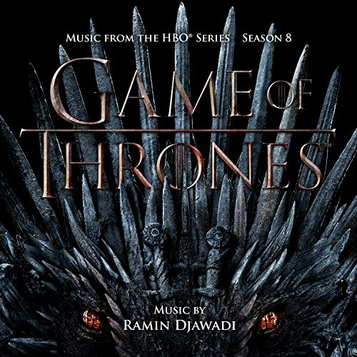 - Game Of Thrones: Season 8 (Music from the HBO Series)