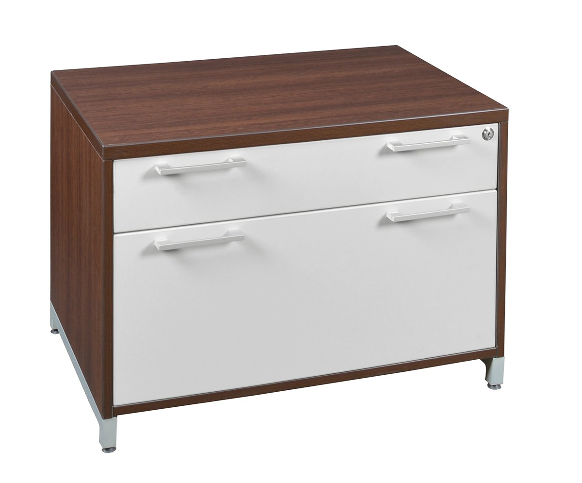 Regency Java Onedesk Low Box File Lateral