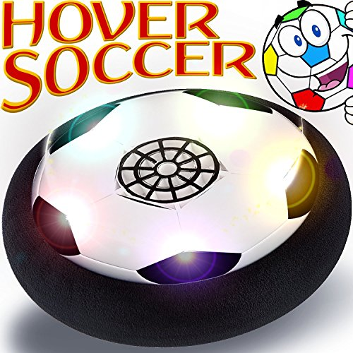 Kids Toys - Hover Soccer Ball, Toy for Boys/Girls Age of 2, 3, 4-16 Year Old, Top Indoor/Outdoor Children Sports Games Gifts
