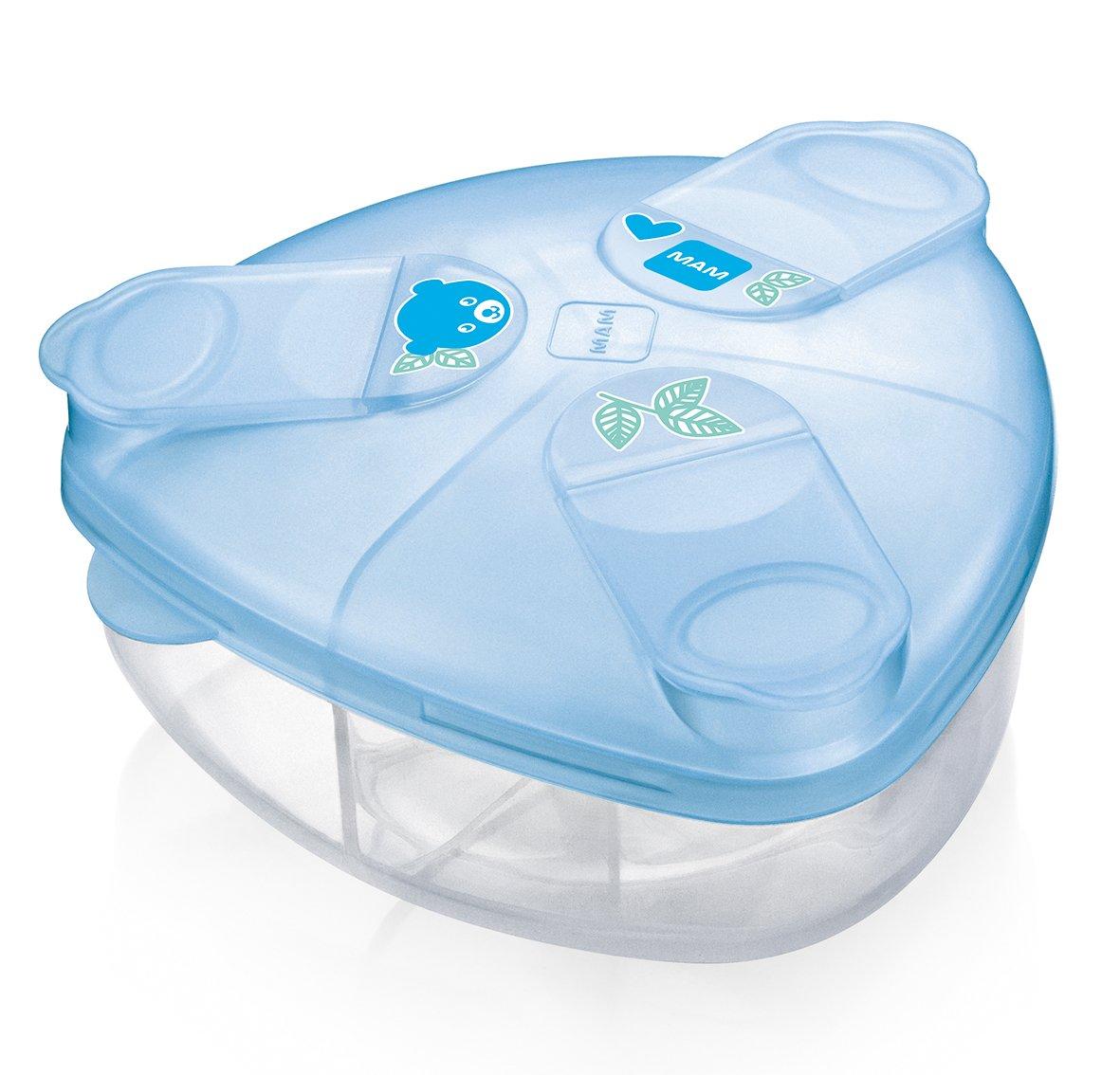 MAM 99043411 - Milk Powder Dispenser für Jungen MAM Babyartikel
