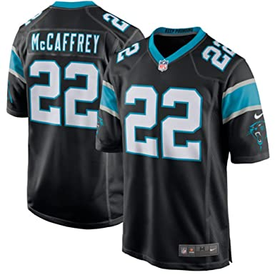 22 Mens Trikot Mccaffrey Christian American Carolina Football Jersey Panthers