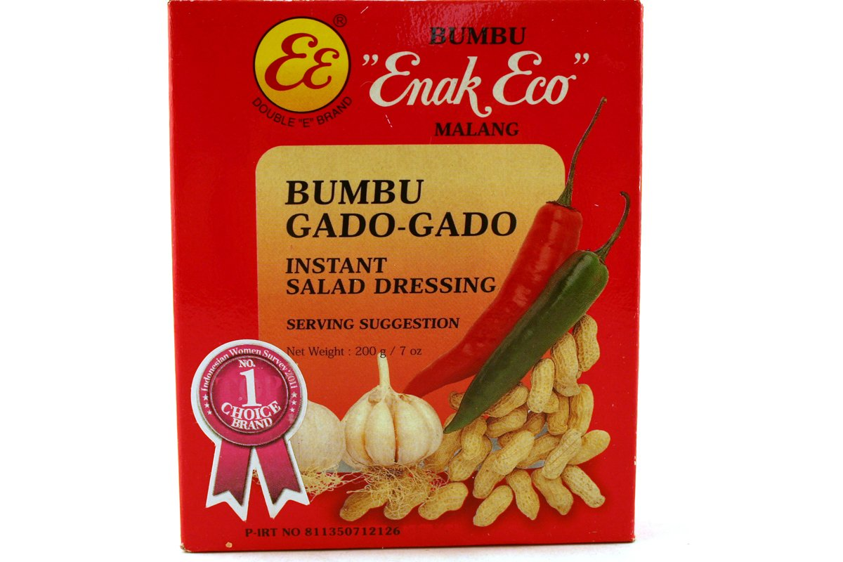 Bumbu Gado-gado (Salad Dressing) - 7oz [Pack of 3]