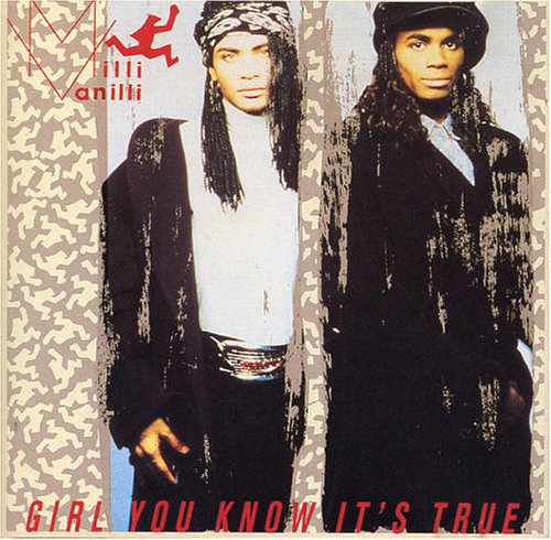MILLI VANILLI - Arista - Label # AS1-9781        (AS1-9781-SA) - Zortam Music