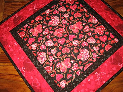 Quilted Table Toppers - 2