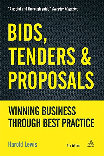 Download Bids, Tenders & Proposals: Winning Business through Best Practice PDF