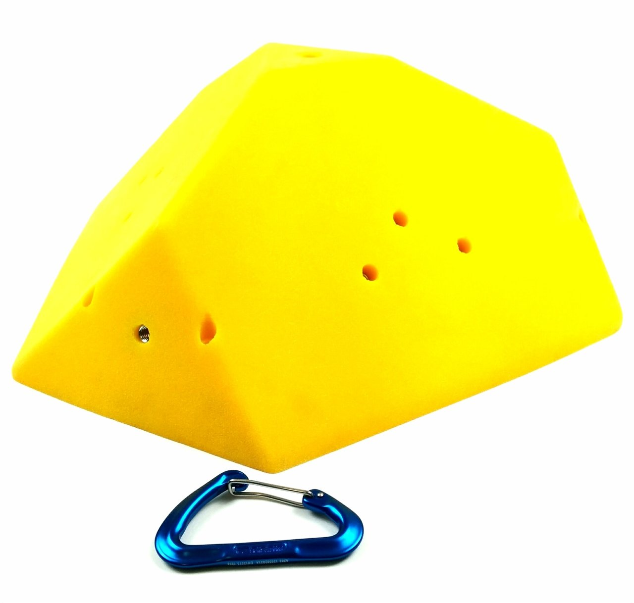 Volumes #9 (High Profile Large Surface Triangle) | Climbing Holds | Blue