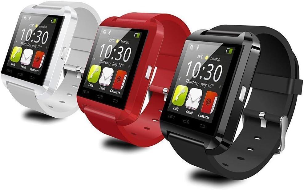 ELEGIANT, U8 Plus Smart Watch Sport la Pantalla táctil Wrist Wrap ...