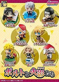 oiva set of 6 pieces naruto mini figure collectible model fifth edition - Naruto Christmas