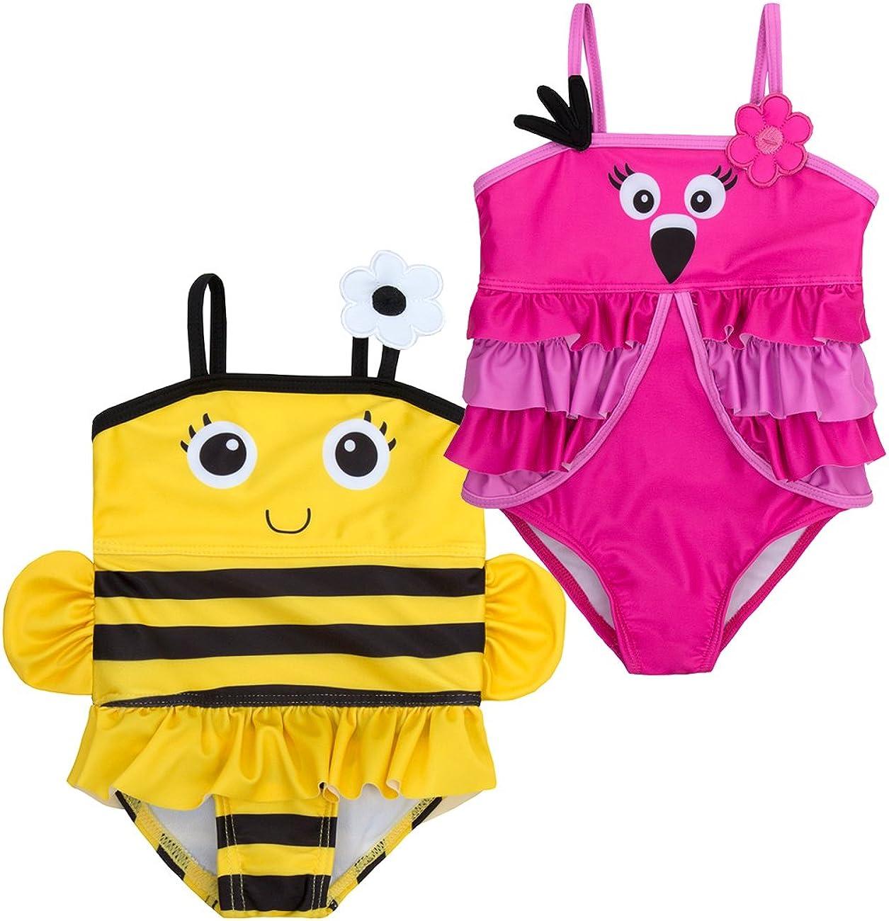Babytown Infant Baby Girls Novelty Swimming Costume Swimsuit