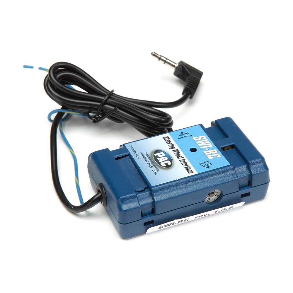 Amazon.com: PAC SWI-RC Steering Wheel Control Interface: Automotive