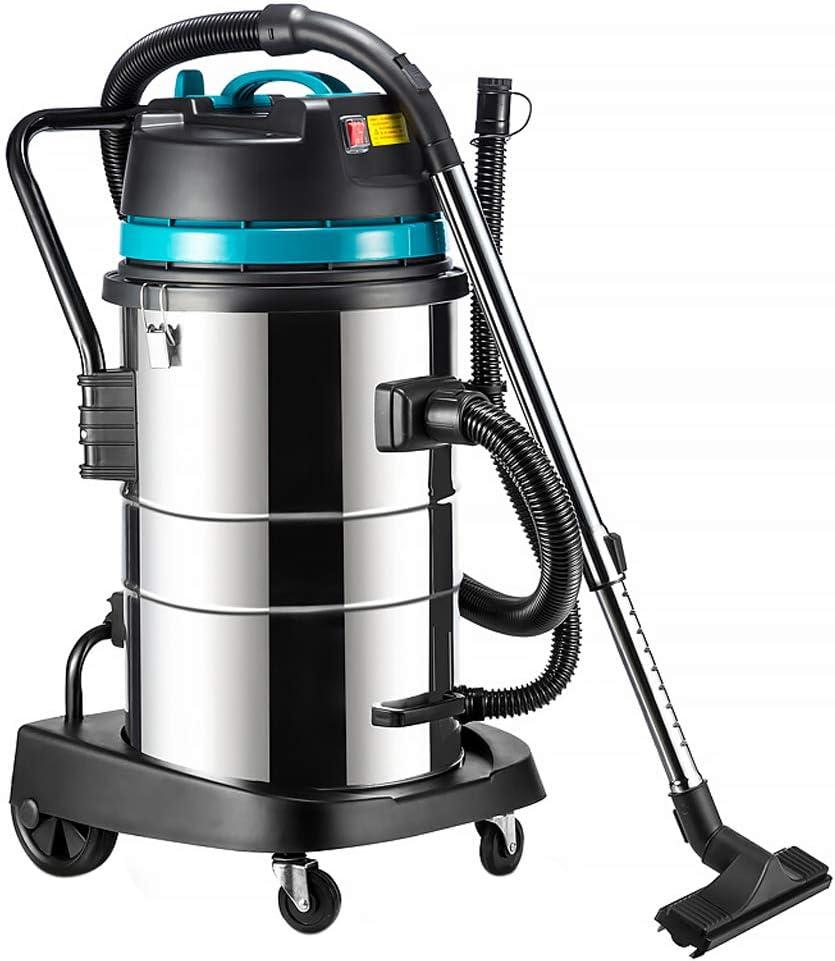 MMM@ Aspirador húmedo y seco Aspirador industrial de alta potencia ...