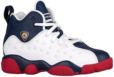 best loved 2fcef 6d8a8 ... norway nike jordan jumpman team ii bp boys basketball shoes 820274  14613c white 49d1d 741bd