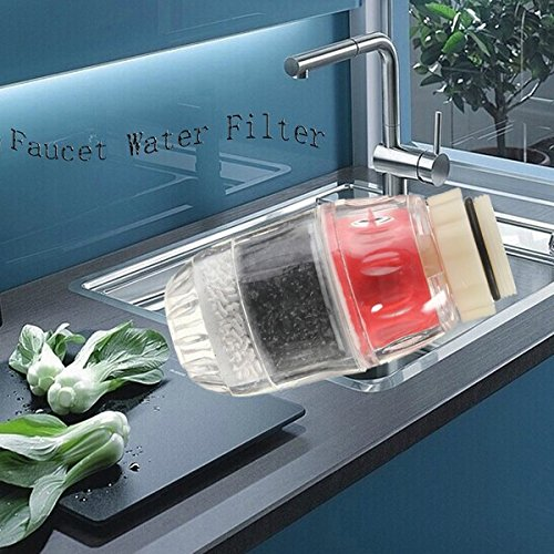 Activated Carbon Tap Water Water Purifier Use For Kitchen Faucet Tap Water Filter Purifier - 9