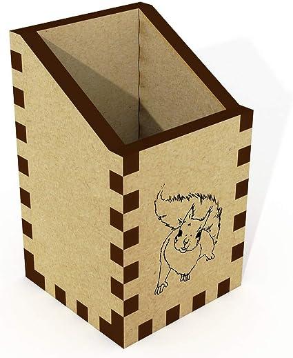 Azeeda /Écureuil Curieux Pot /à Crayons DT00016543