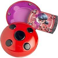Prodigiosa: Las aventuras de Ladybug - Intercomunicador secreto (Bandai 39790-Voces en castellano)