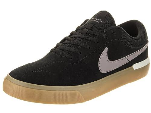 charla Limpiar el piso molécula  Buy Nike Men's SB Koston Hypervulc Black/Gunsmoke Vast Grey White Skate  Shoe 14 Men US at Amazon.in