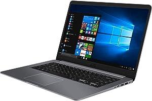 "Asus Vivobook S Ultra Thin Laptop, i5-8250U CPU, 8GB RAM, 256GB SSD, GeForce MX150 15.6"" FHD S510UN-MS52"