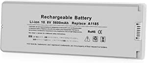 YTPowerPal A1185 Laptop Battery for Apple 13