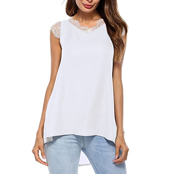 Mengonee Manga Chica Color Puro Camiseta Floja Corta de Las Mujeres Blusas de la Tapa del