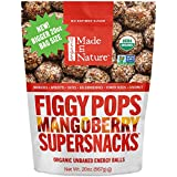 Made in Nature Mango Berry Figgy Pops, 20 ounce