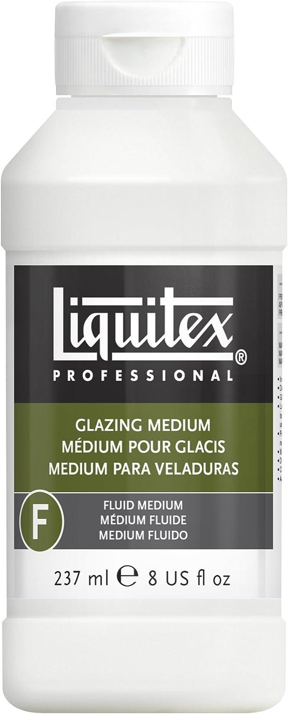 Liquitex Professional Glazing Fluid Medium, 8-oz