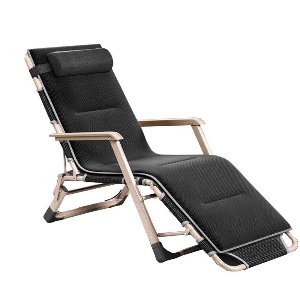 KTYXDE 折りたたみベッドシングルベッドランチタイムシンプル折りたたみチェアランチブレークチェア 折りたたみ椅子   B07KSRT782