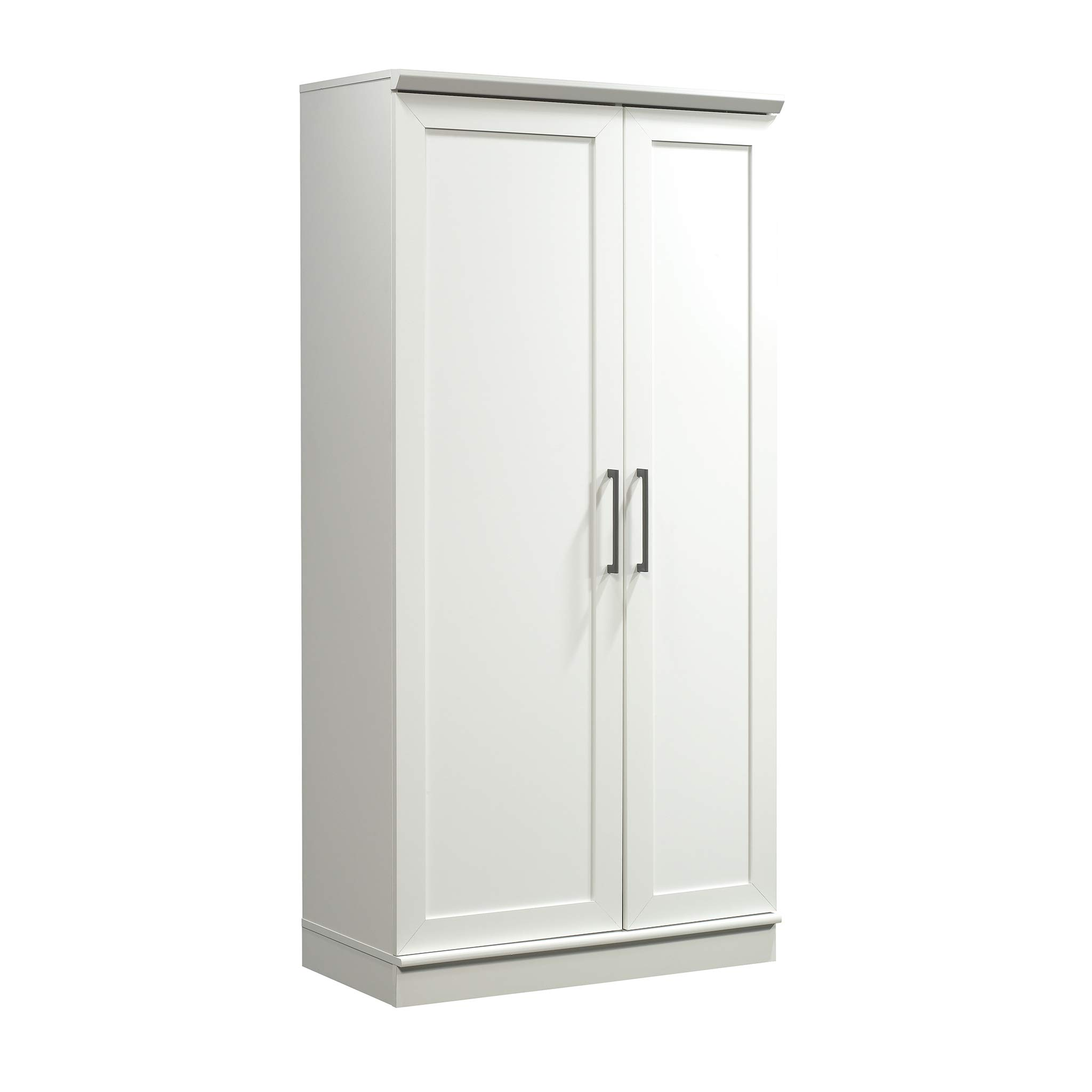 Sauder Cabinet Adjustable Shelves Storage Organizer Soft ...