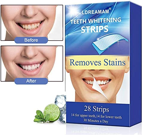 Blanchiment Dentaire Blanchiment Des Dents Teeth Whitening Bandes Blanchissantes 28 Bandes De Blanchiment Des Dents Traitement Maison De Blanchiment Des Dents En 30 60 Minutes 14 Paires 28 Bandes Amazon Fr Hygiasne Et Soins Du Corps