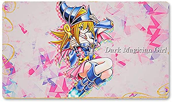 Pink Magic - Juego de Mesa Yugioh Playmat Juegos Table Mat Mousepad MTG Play Mat For Yu-Gi-Oh! Mon Magic The Gathering 30X80CM: Amazon.es: Electrónica
