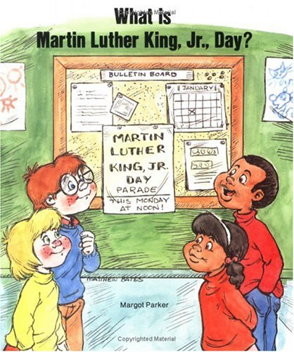 What Is Martin Luther King, Jr. Day? (Special Holiday Books)