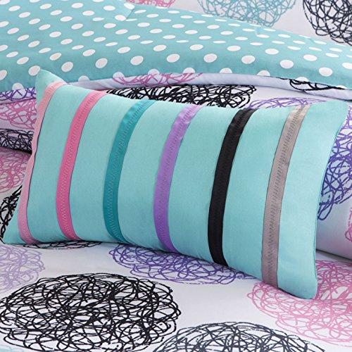 Mi Zone Carly Comforter Set comprehensive Queen Comforter Sets