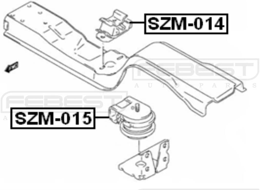 New Genuine OEM Part 433023C000 Kia Cone assytriple 433023C000