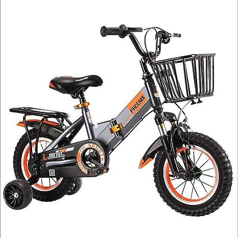 Bicicleta de los niños en Bicicleta Chica Chico niño varón Coche 5 ...