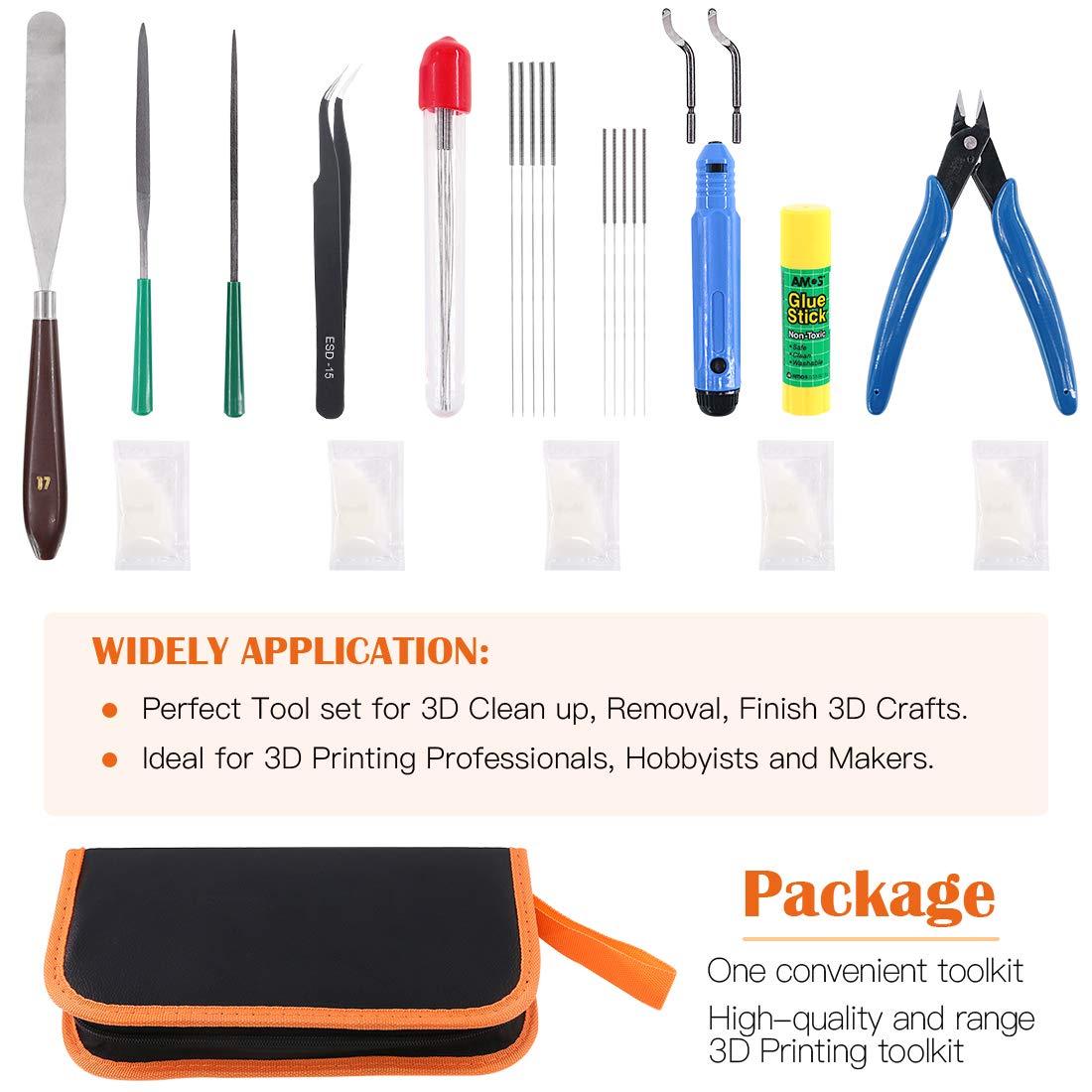 Amazon.com: Rustark - Juego de 25 herramientas para ...