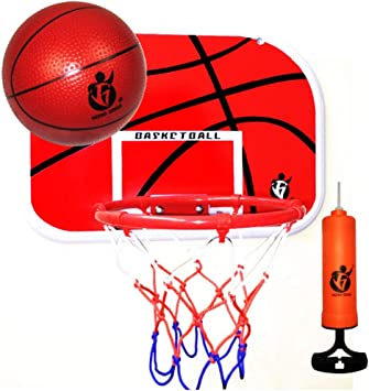 LYX Tablero de Mini Baloncesto - Colgante Mini aro de Baloncesto ...