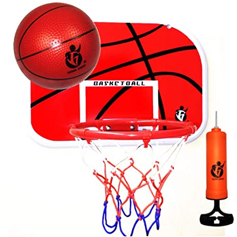 LYX Tablero de Mini Baloncesto - Colgante Mini aro de ...