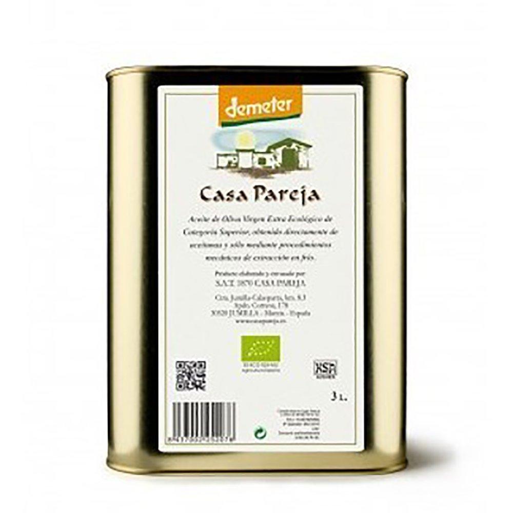 Casa Pareja Organic Extra Virgin Olive Oil by Casa Pareja (Image #1)